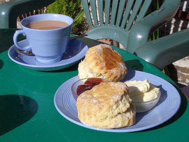 Tea and Britain