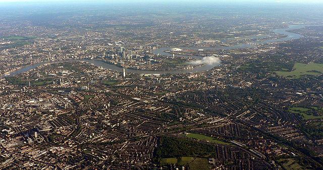 The London boroughs